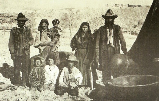 Gitanos húngaros