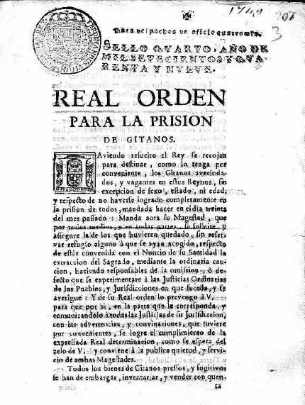(1) Orden