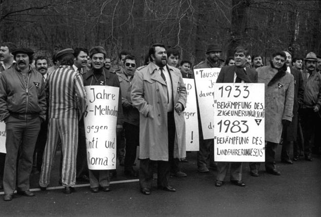 Buergerrechtsbewegung_01 Dachau 1983