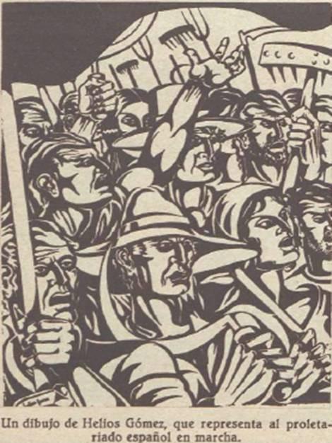 Proletariado en marcha