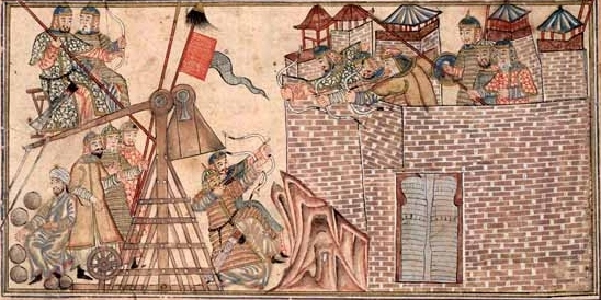 Mahmud_ibn_Sebuktegin_attacks_the_fortress_of_Zarang