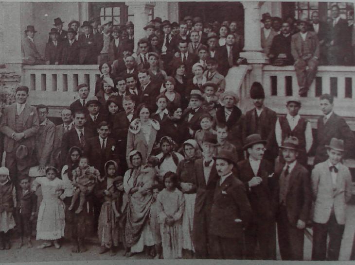 Congreso gitano de Rumanía 8.10.1933