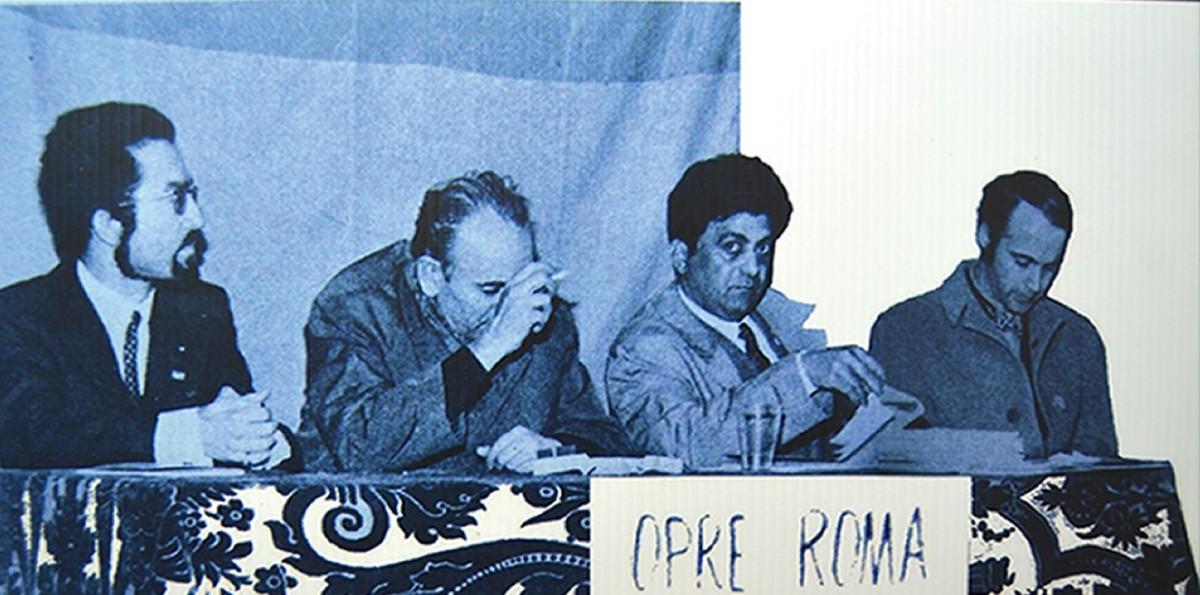 El Primer Congreso Mundial Romanó en la memoria de Grattan Puxon